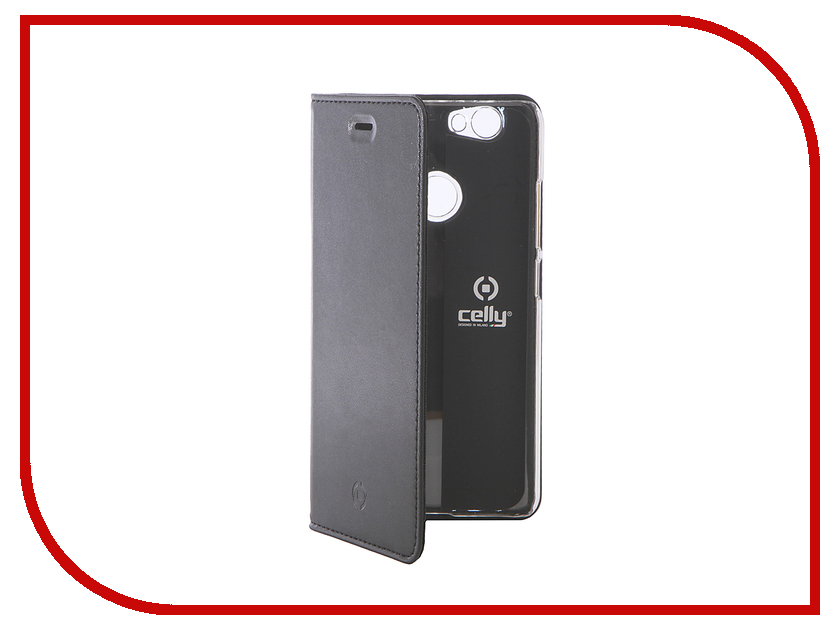 Аксессуар Чехол Huawei Nova Celly Air Black AIR621BKCP