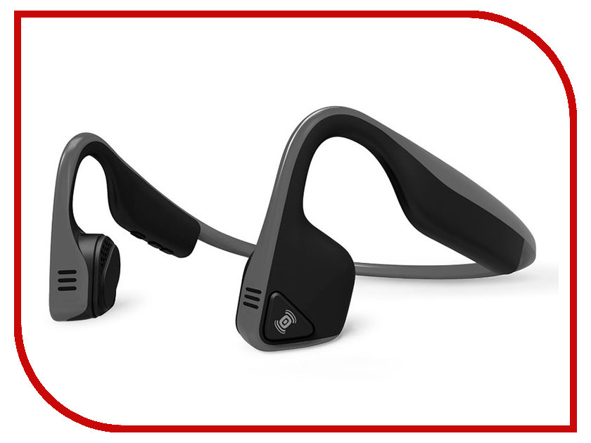 AfterShokz Trekz Titanium Slate Gray AS600SG