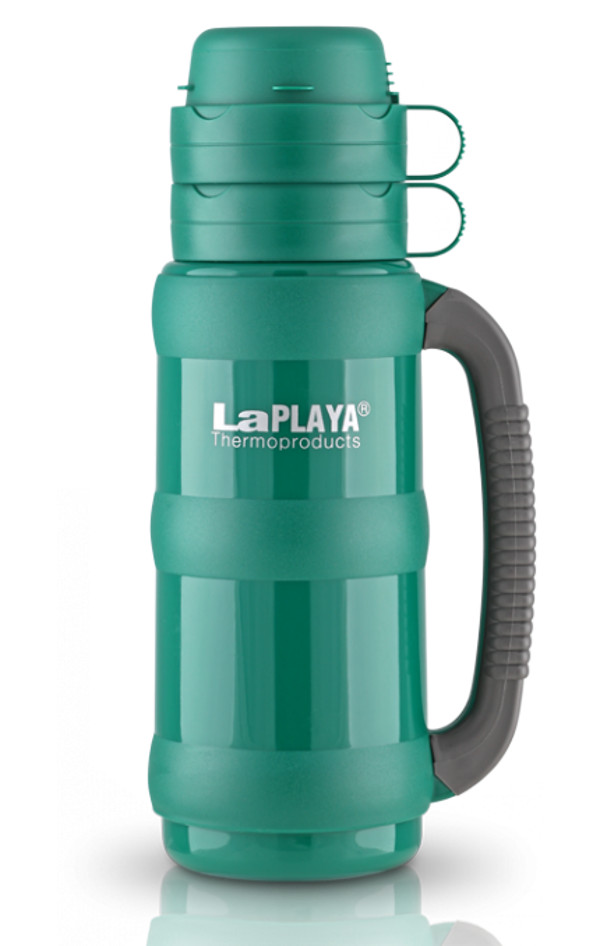 Термос La Playa Traditional 35-180 1.8L Dark Green 560014