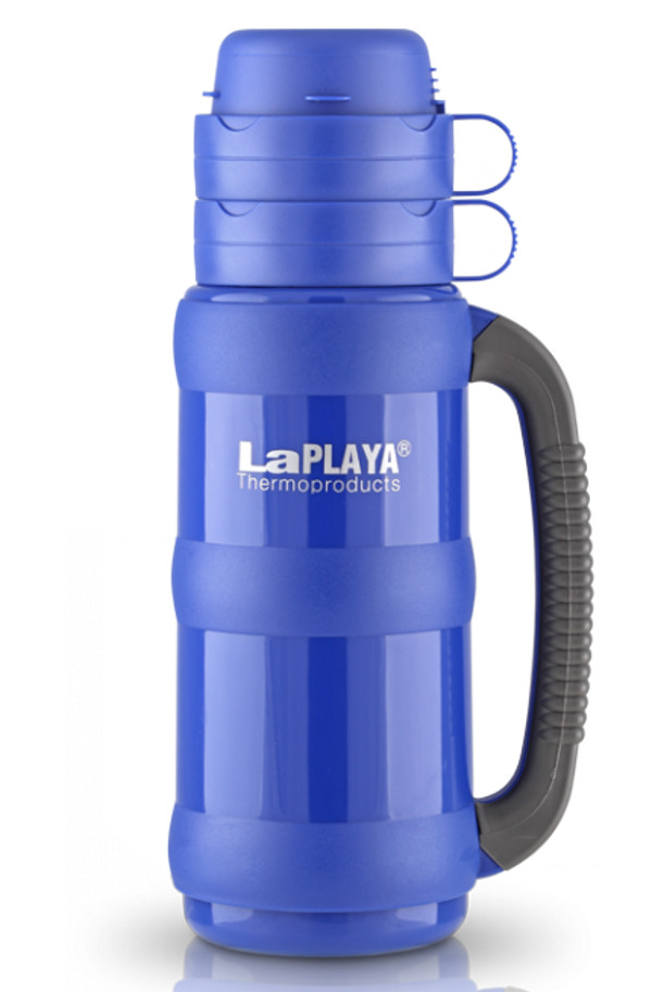 Термос La Playa Traditional 35-100 1L Dark Blue 560006