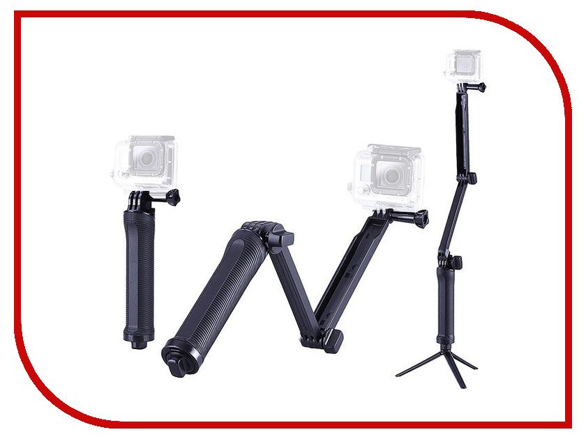 Аксессуар Ручка-монопод EKEN GO117 3-Way для камер EKEN, GoPro, XIAOMI аксессуар монопод трипод eken gp55 225 1100 для gopro