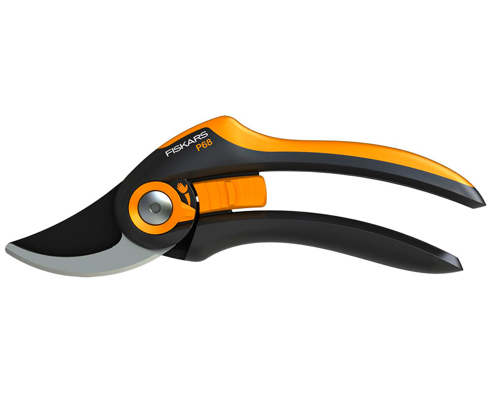 Секатор Fiskars SmartFit P68 Black-Orange 111610 / 1001424