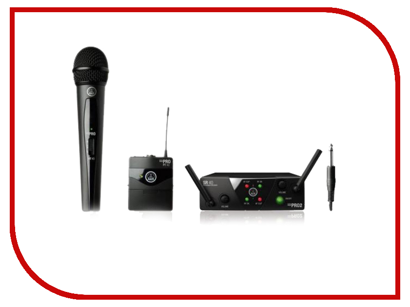 Радиомикрофон AKG WMS40 Mini 2 Mix US45A/C