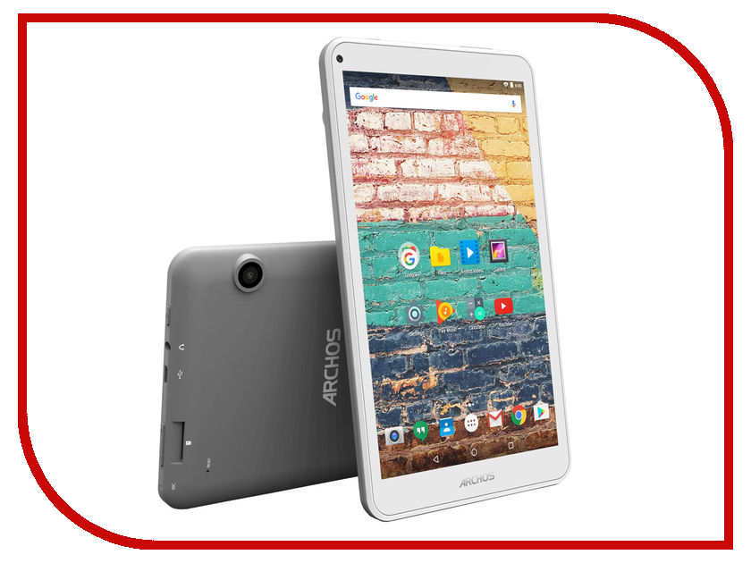 Планшет Archos 70c Neon 8Gb Grey 503390 (MediaTek MT8127 1.3 GHz/1024Mb/8Gb/Wi-Fi/Cam/7.0/1024x600/Android) планшет archos 97c platinum mediatek mt8163 1 3 ghz 1024mb 16gb gps wi fi bluetooth cam 9 6 1024x768 android