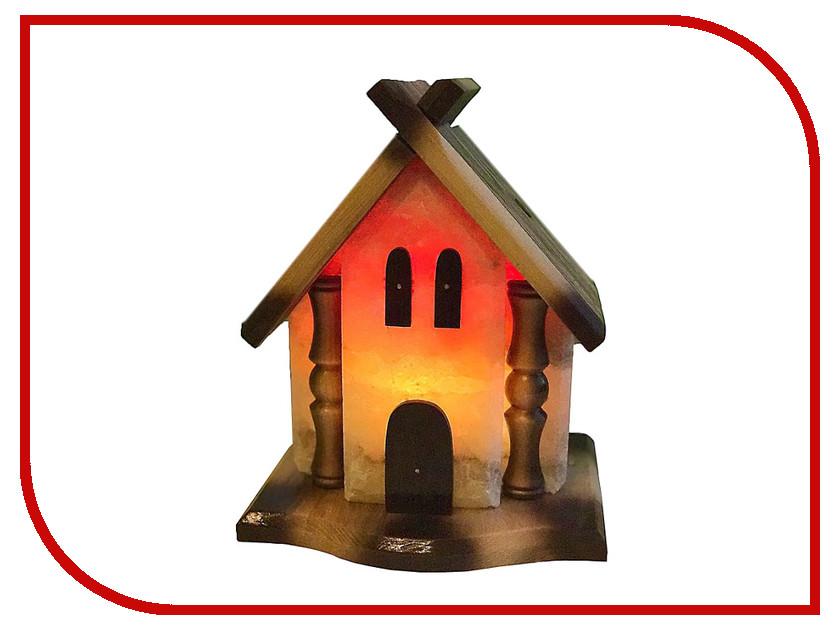 Солевая лампа СИМА-ЛЕНД Домик 5-6кг Микс 1733384