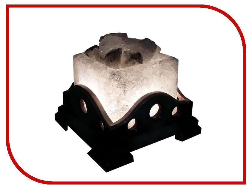 Солевая лампа СИМА-ЛЕНД Соляной камин 10-14кг 1733397