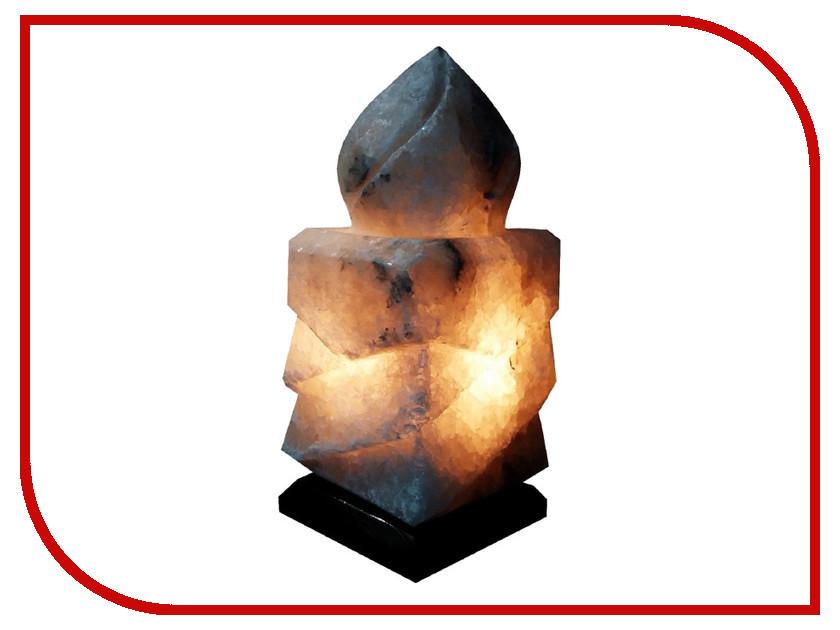 Солевая лампа СИМА-ЛЕНД Свечка 2-3кг 1733347