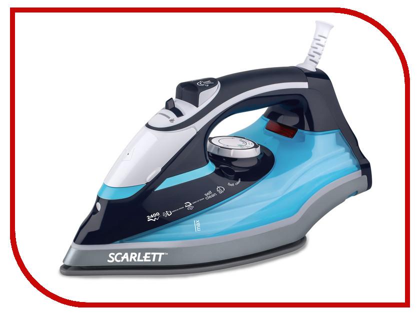 Утюг Scarlett SC-SI30K18 Blue