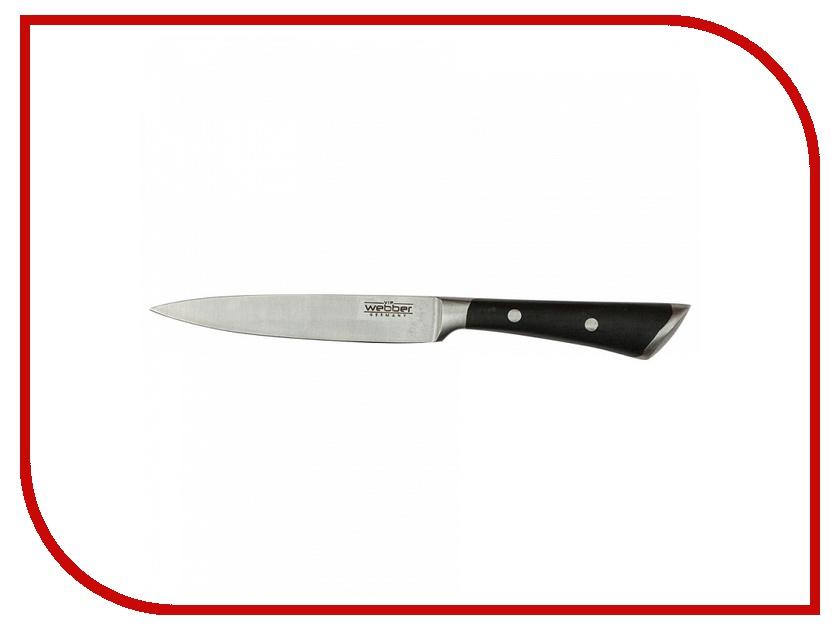 Нож Webber Титан ВЕ-2221D - длина лезвия 127mm кухонная принадлежность webber нож для нарезки яблок ве 5241