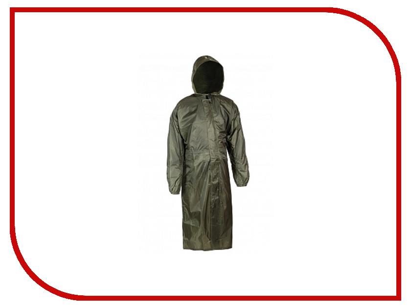 Плащ-дождевик Vostok размер 48 Green 7-6-296