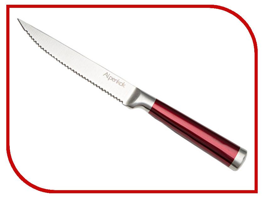 Нож Alpenkok Burgundy AK-2080/G Red - длина лезвия 114мм штык нож ak 74 мастер к