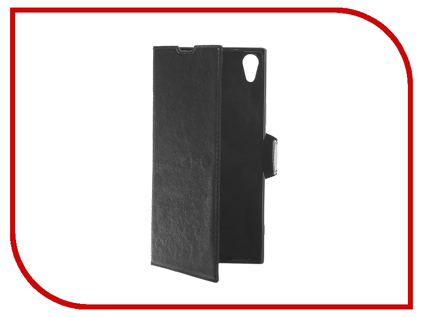 Аксессуар Чехол Sony Xperia XA1 Ultra Red Line Book Type Black аксессуар чехол sony xperia xa1 red line book type black