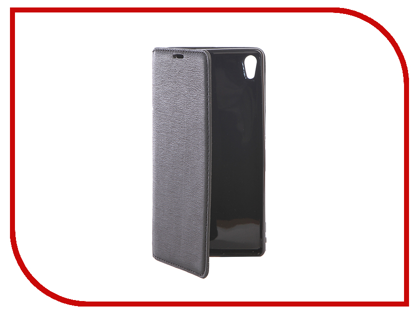 Аксессуар Чехол Sony Xperia XA Ultra / XA Ultra Dual Cojess Book Case New Black с визитницей<br>