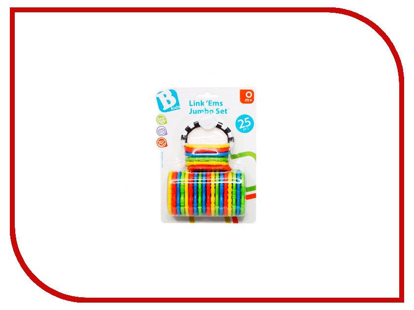 Прорезыватель B Kids Веселые колечки 004898B battat b dot набор веселые колечки