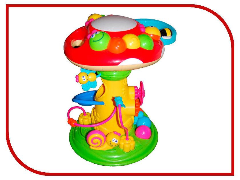 Игра B Kids Грибок 003980B развивающий центр со светозвуковыми эффектами b kids грибок