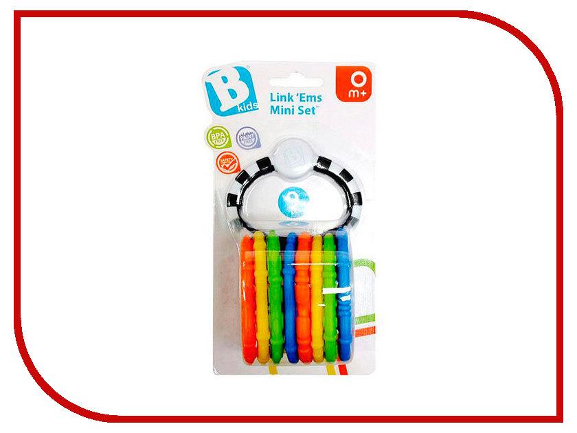 Прорезыватель B Kids Веселые колечки 004884B battat b dot набор веселые колечки