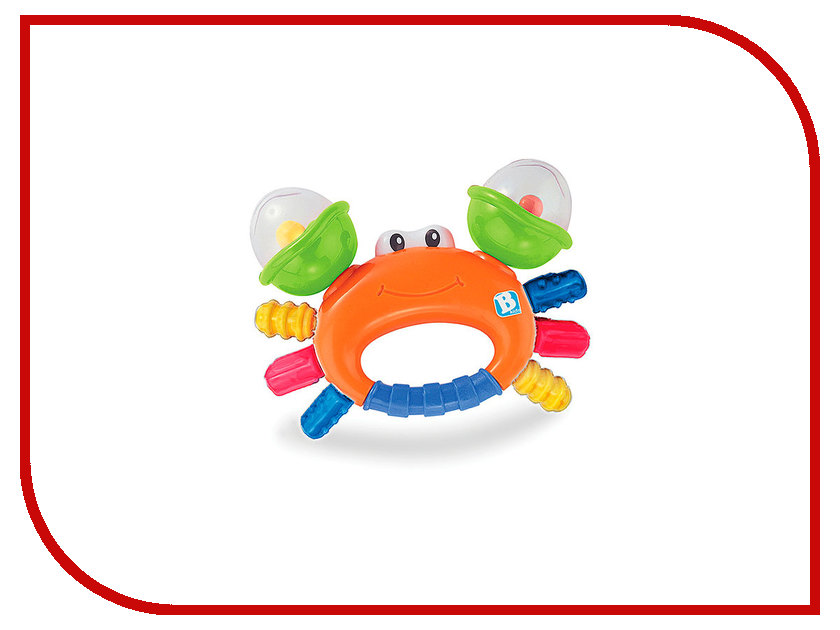 Игрушка B Kids Веселый краб 004889B