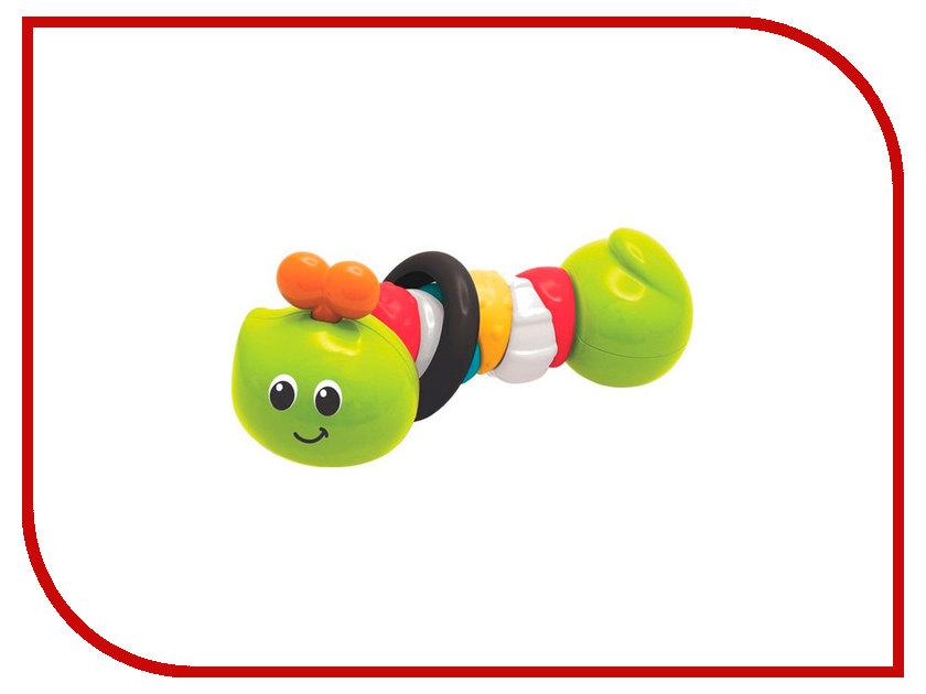 Погремушка B Kids Гусеничка 004891B игрушка черепашка b kids