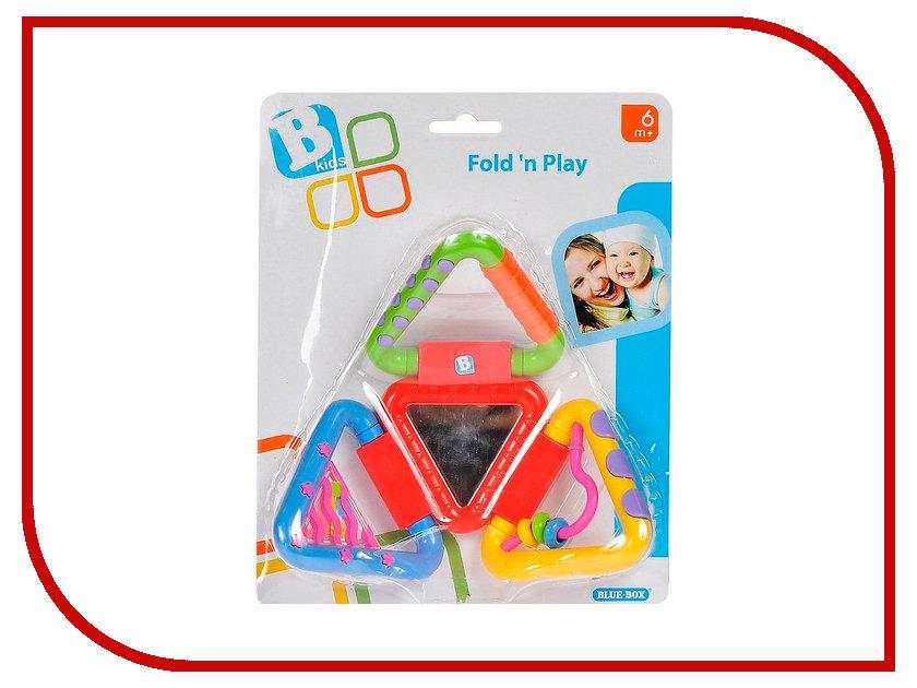 Погремушка B Kids Веселые треугольнички 004892B