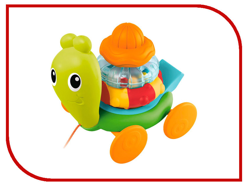 Игрушка B Kids Улитка Sensory 005182B