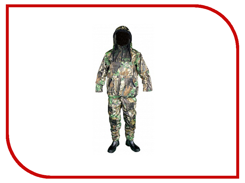 Костюм Стоик Противоэнцефалитный Люкс размер 56-58/182-188 Лес 0057095