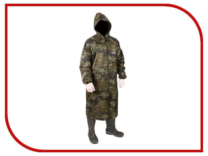 Плащ-дождевик УСИ Hunter WPL размер 48-50/170-176 КМФ 0063384