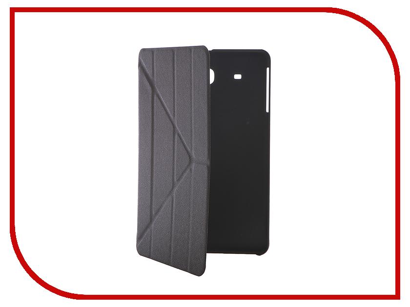 Аксессуар Чехол Samsung Galaxy Tab E 9.6 iBox Premium Y Black ibox чехол книжка ibox premium samsung galaxy tab 3 7 black