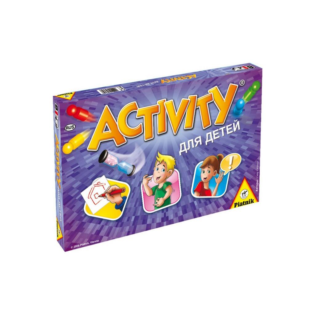 Настольная игра Piatnik Activity 2015 793646