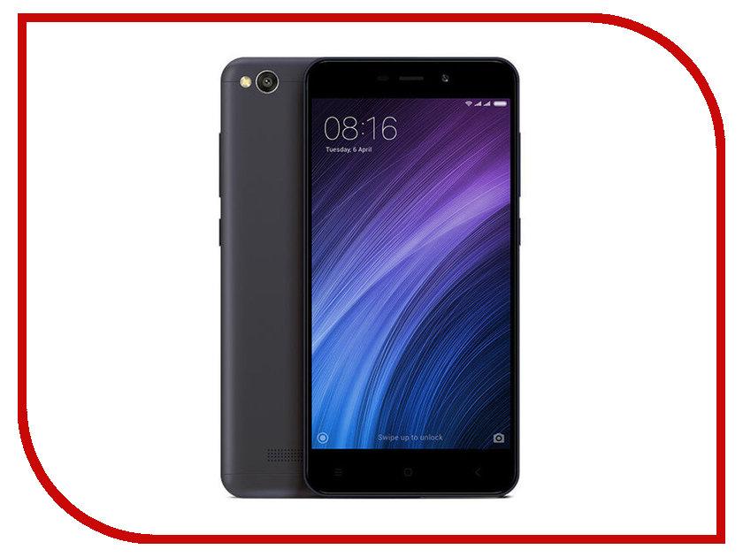 Сотовый телефон Xiaomi Redmi 4A 2Gb RAM 32Gb Grey сотовый телефон xiaomi redmi note 5a prime 3gb ram 32gb rose gold