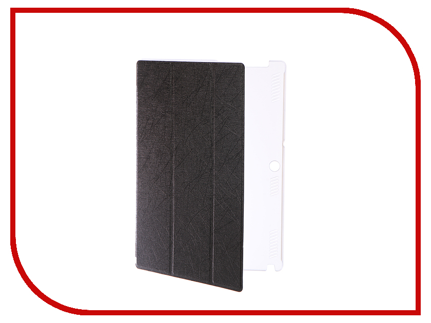 все цены на Аксессуар Чехол Lenovo Tab 2 A10-70 iBox Premium Black-Transparent онлайн