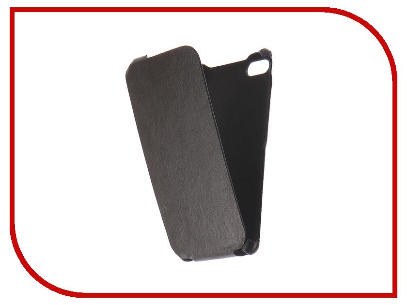 Аксессуар Чехол BQ BQS 5020 Strike iBox Premium Black телефон bq bqs 5003 colombo ii black