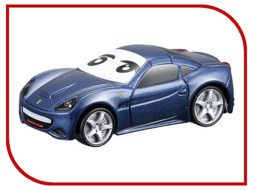 Игрушка Bburago Ferrari Kids California 18-31253w portable mini aluminum cnc router akg6090 cnc metal carving and cutting machine for advertising signs industry