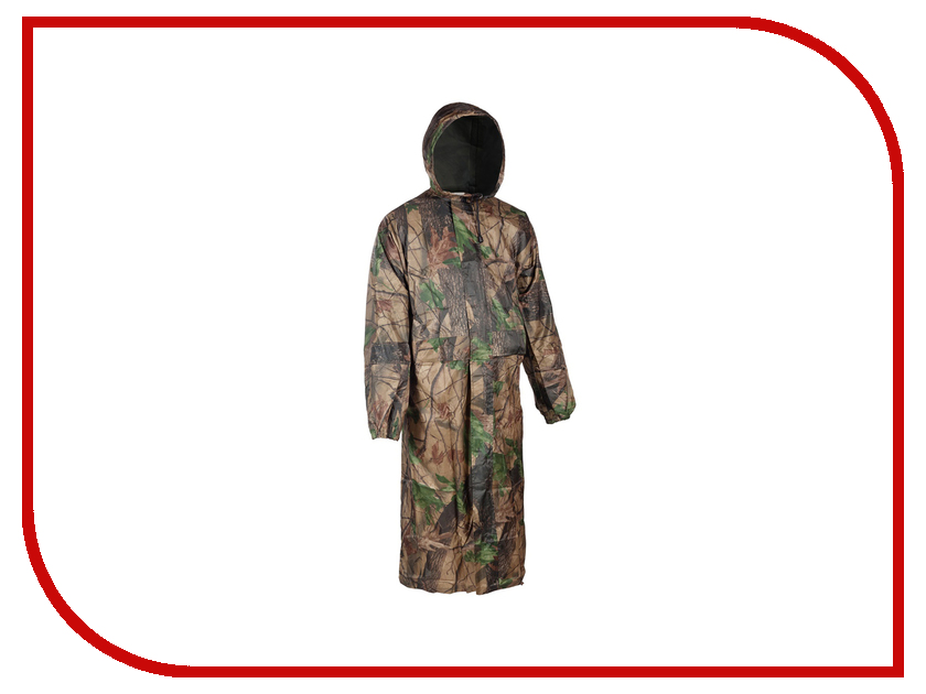 Плащ-дождевик Vostok Ливень р.52 Лес 0058068 плащ дождевик vostok р 50 лес 7 6 308