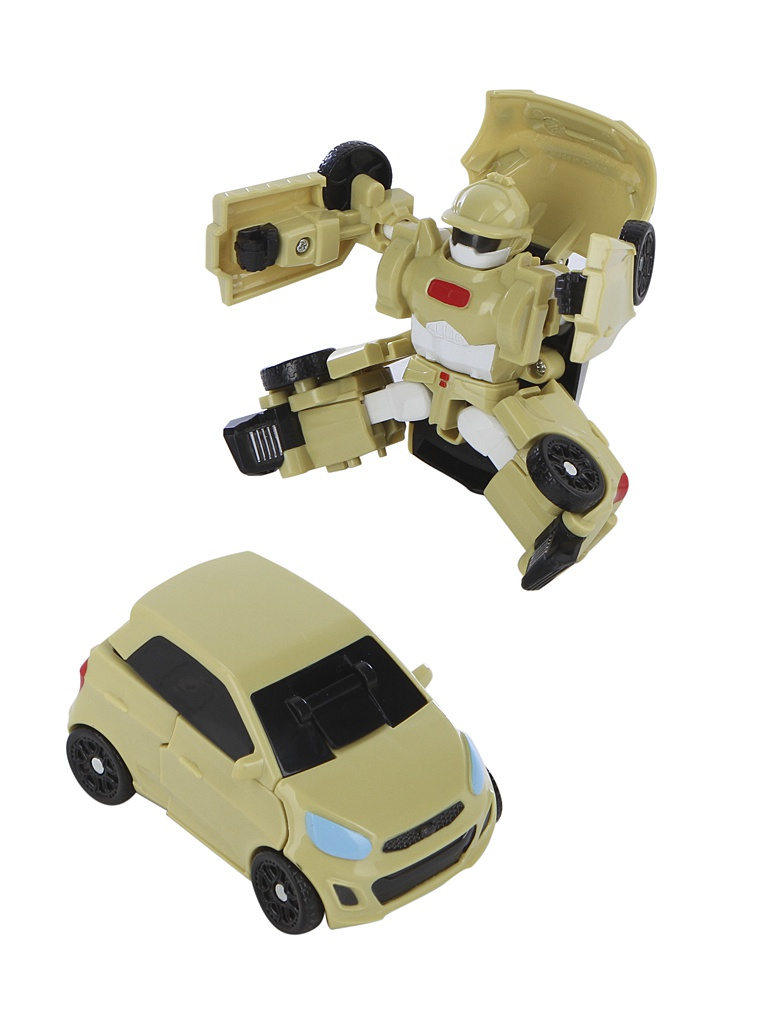 Робот Young Toys Tobot Мини D 301027