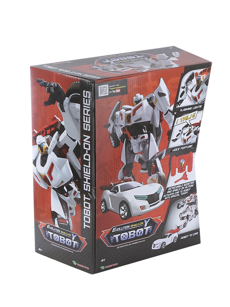 Робот Young Toys Tobot Эволюция Y 301011