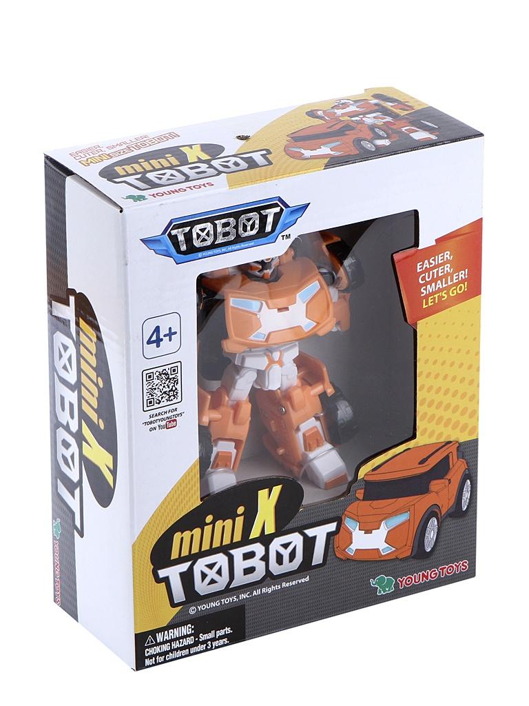 Робот Young Toys Tobot Мини Х 301020