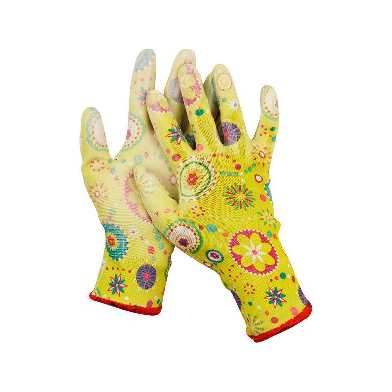 Перчатки Grinda 11290-M Green