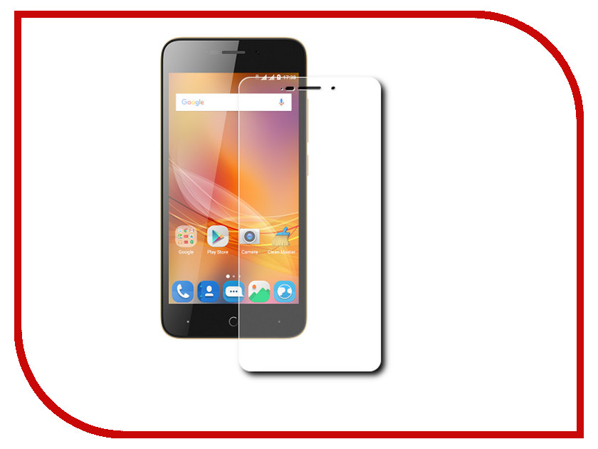 Аксессуар Защитное стекло ZTE Blade A601 5 Red Line Tempered Glass аксессуар защитная пленка zte blade a210 4 5 red line