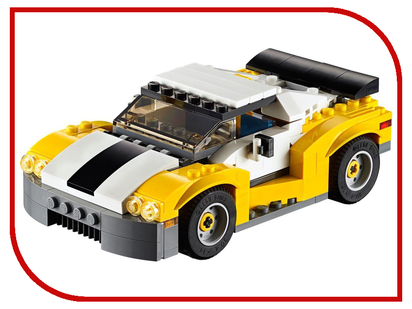Конструктор Lego Creator Кабриолет 31046