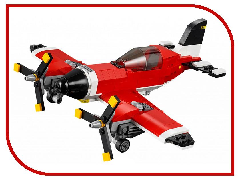 конструктор lego creator реактивный самолет 31042 Конструктор Lego Creator Путешествие по воздуху 31047
