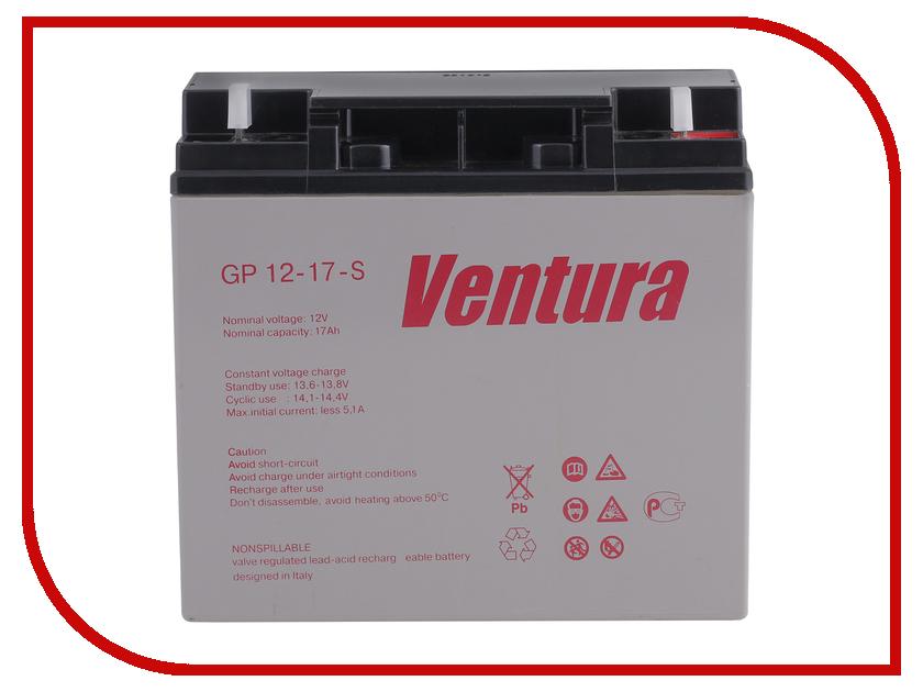 Аккумулятор для ИБП Ventura GP 12-17-S