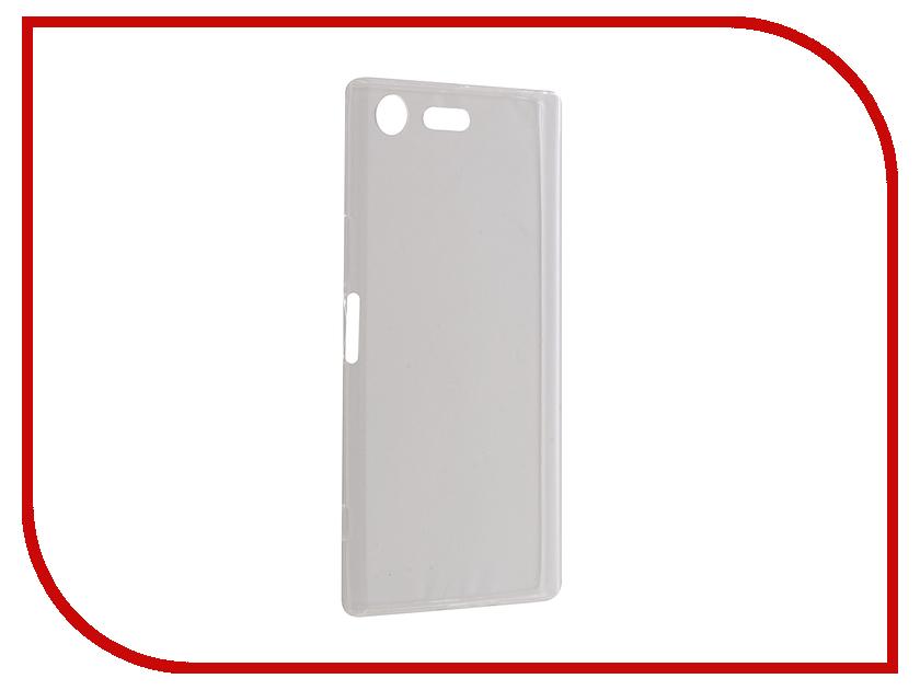 Аксессуар Чехол Sony Xperia XZ Premium iBox Crystal Silicone Transparent стоимость