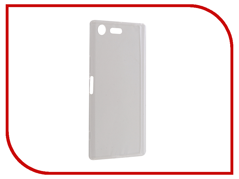 Аксессуар Чехол для Sony Xperia XZ Premium iBox Crystal Silicone Transparent смартфон sony xperia xz
