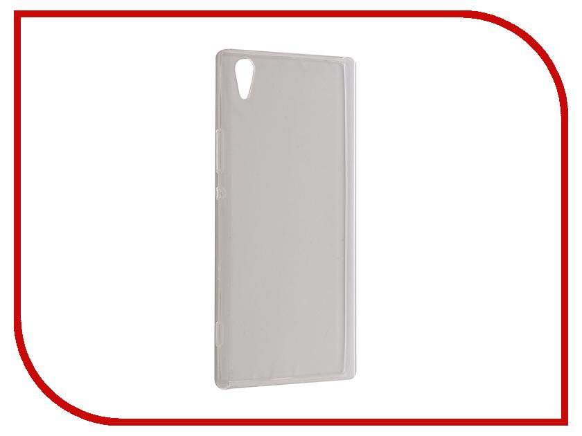 Аксессуар Чехол Sony Xperia XA1 Ultra iBox Crystal Silicone Transparent аксессуар чехол sony xperia c5 ultra activ black mat 52447