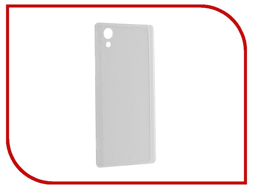 Аксессуар Чехол для Sony Xperia XA1 iBox Crystal Silicone Transparent аксессуар чехол для alcatel one touch 6055 idol 4 ibox crystal transparent