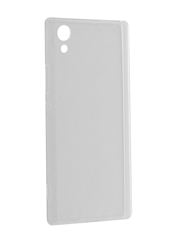 Аксессуар Чехол iBox для Sony Xperia XA1 Crystal Silicone Transparent аксессуар чехол накладка sony xperia m5 ibox crystal transparent