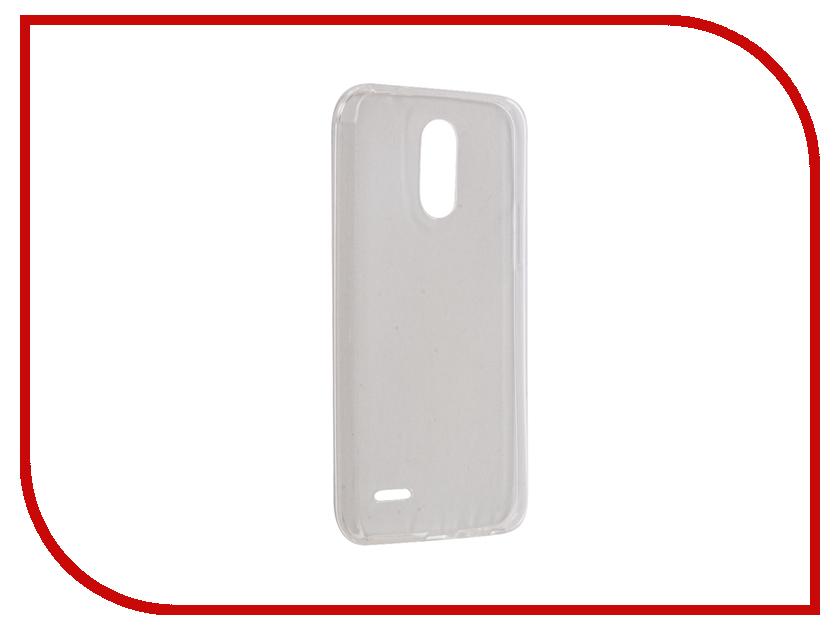 все цены на Аксессуар Чехол LG Stylus 3 iBox Crystal Silicone Transparent онлайн