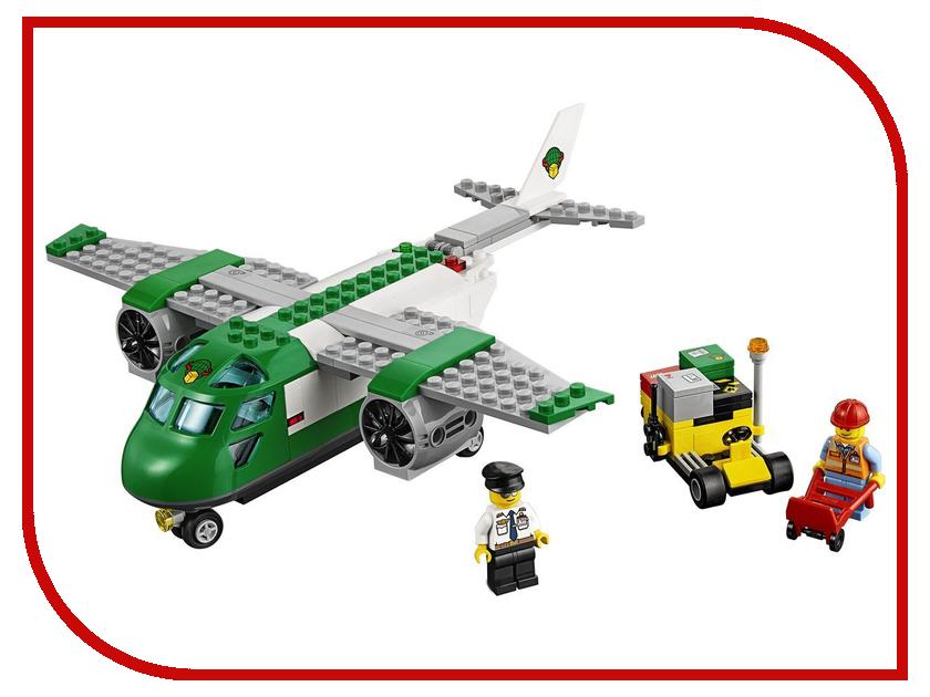 Конструктор Lego City Airport Грузовой самолет 60101