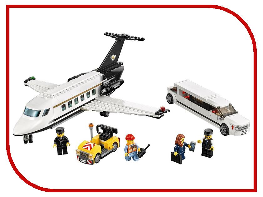 Конструктор Lego City Airport Служба аэропорта для важных клиентов 60102<br>