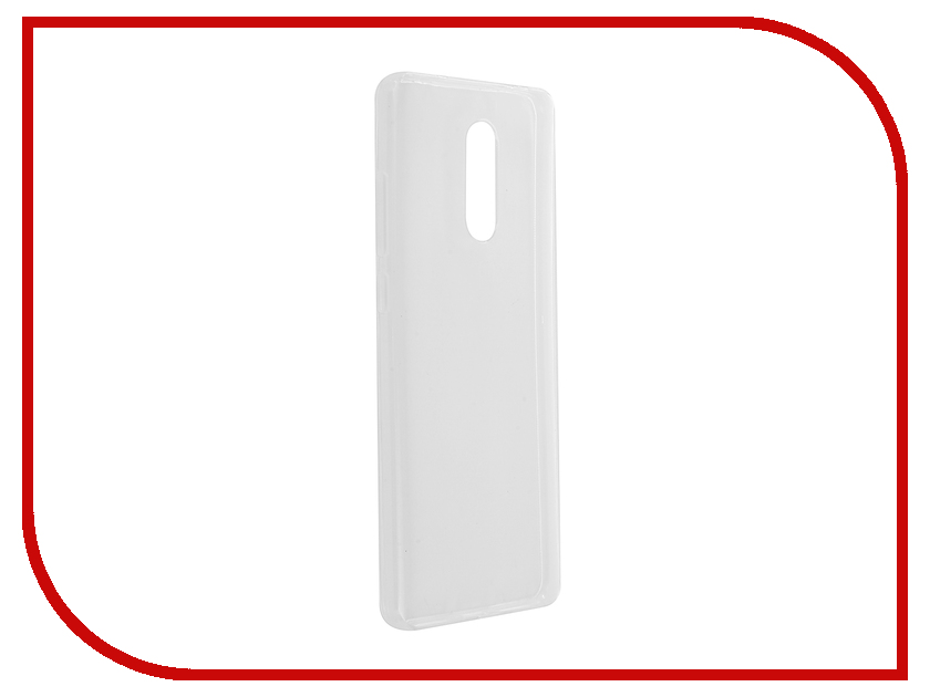 Аксессуар Чехол для Xiaomi Redmi Note 4X Zibelino Ultra Thin Case White ZUTC-XMI-RDM-NOT4X-WHT